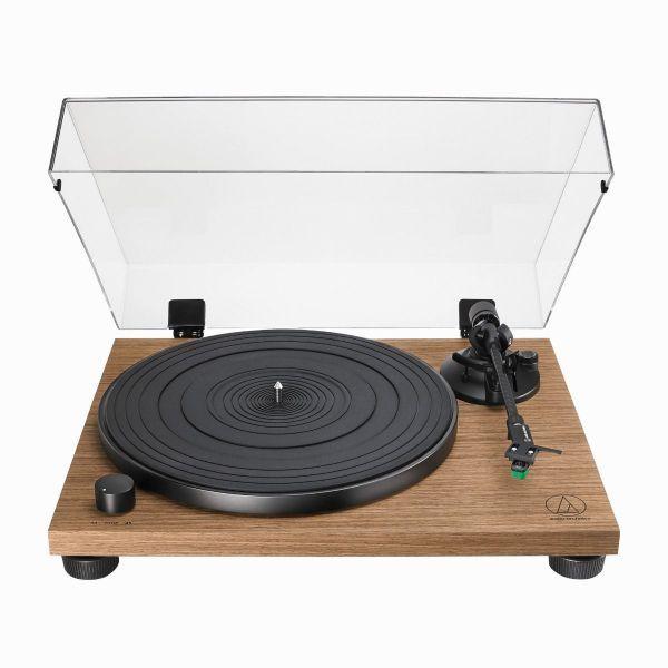 AT-LPW40WN  Audio Technica Πικάπ Audiophile με φινίρισμα ξύλου και ενσωματωμένο PHONO STAGE