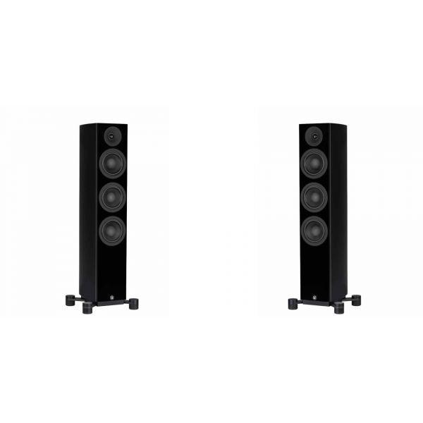 Legend 40.2 Silverback - System Audio