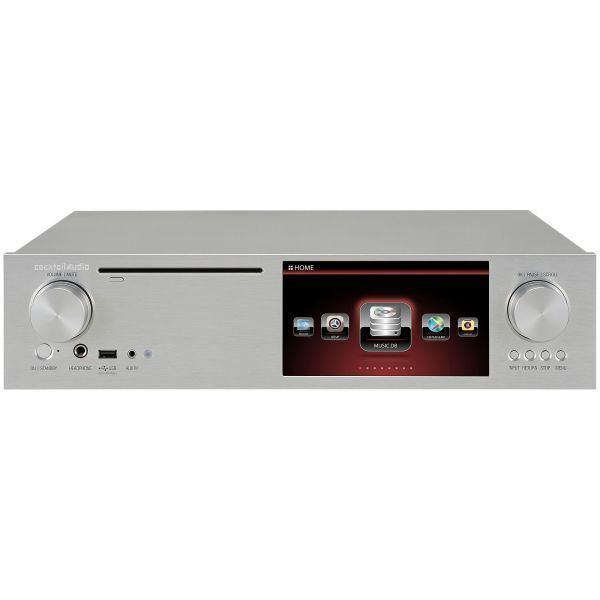 X35 CocktailAudio Silver