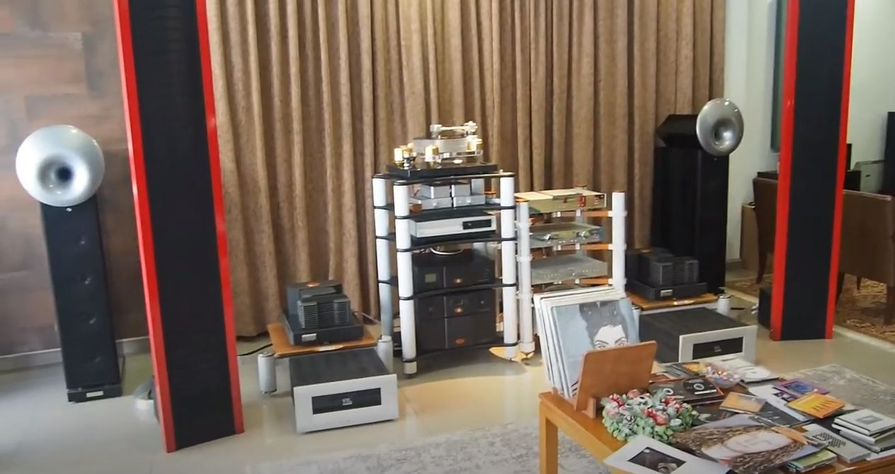 Clearaudio Master Solution/DaVinci V2/Balanced Reference- Audio Exklusiv P3.1- Burmester 011/956MK2