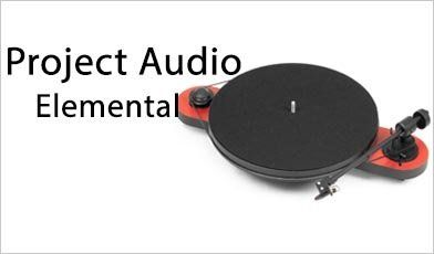 Project Audio elemental - pikap turntable