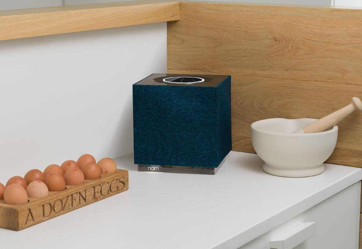 Ολοκληρωμένο ασύρματο σύστημα ήχου Muso QB 2nd Generation της Naim