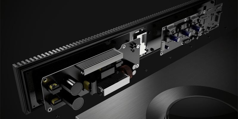 The Naim Streaming Platform
