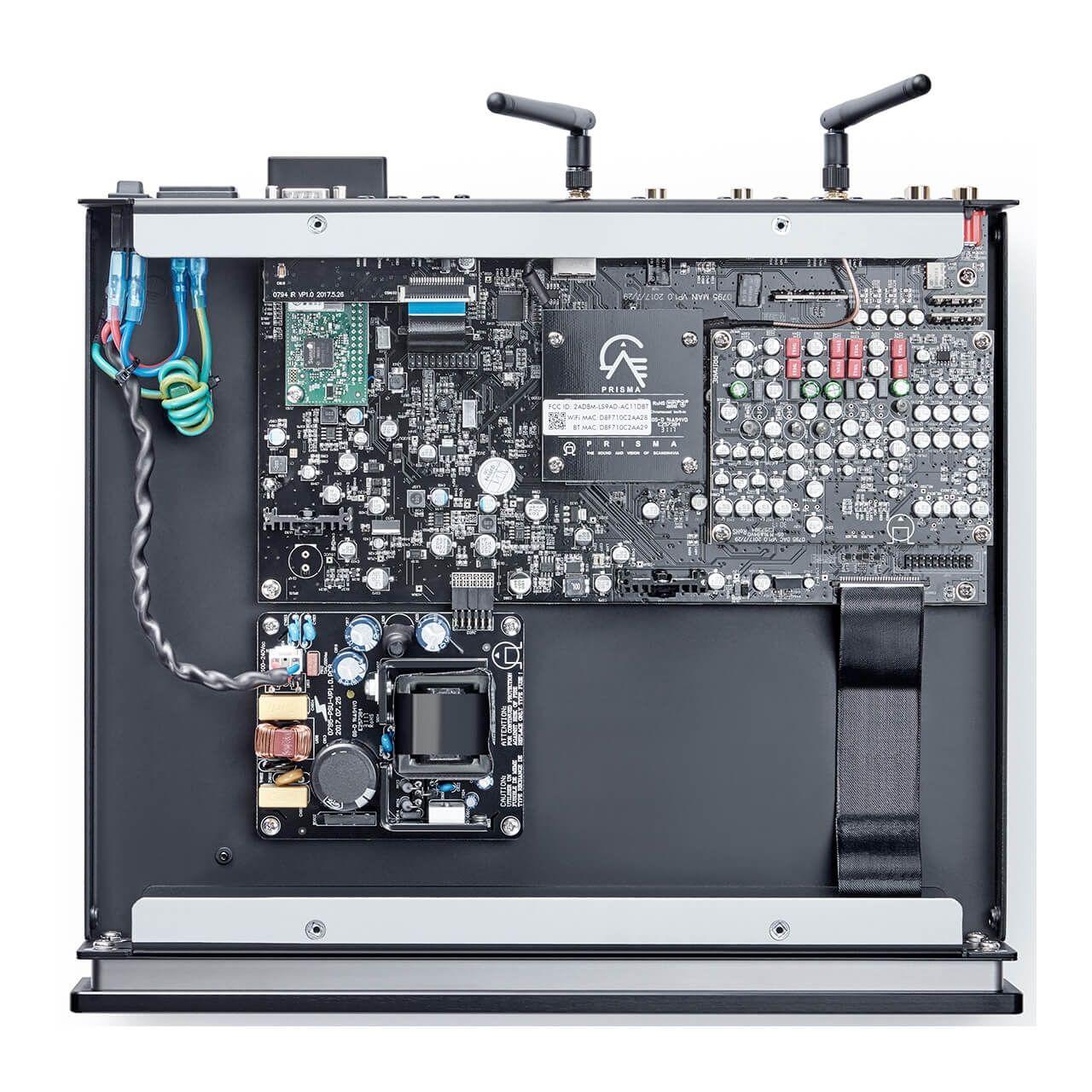 Network Player & DAC SC15 Prisma Primare