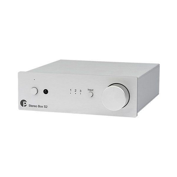 Stereo Box S2 Projejct Audio
