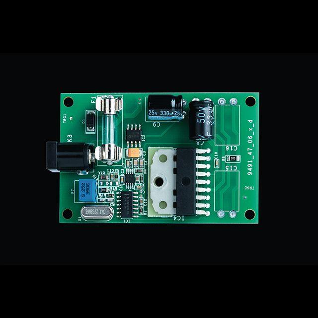 Debut Carbon EVO Project Audio High precision motor control
