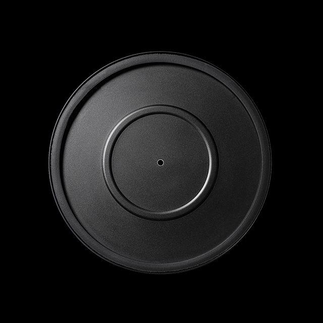 Debut Carbon EVO TPE platter Project Audio